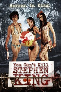 You Cant Kill Stephen King (2012)