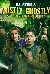 Mostly Ghostly: Have You Met My Ghoulfriend 2014