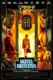 Hotel Artemis (2018) download