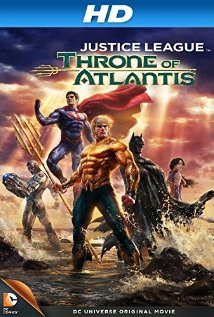 Justice League: Throne of Atlantis 2015