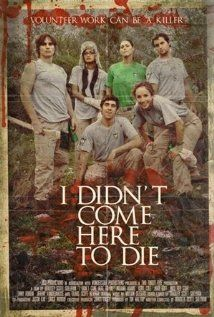 I Did not Come Here to Die (2010)