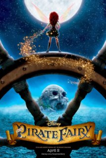 The Pirate Fairy 2014