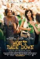 Wont Back Down (2012)
