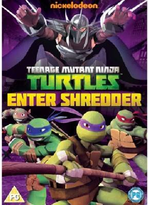Teenage Mutant Ninja Turtles Enter Shredder 2013