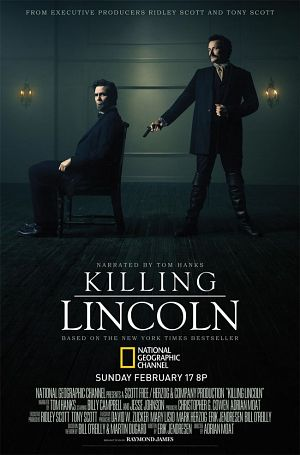 Killing Lincoln (TV 2013)