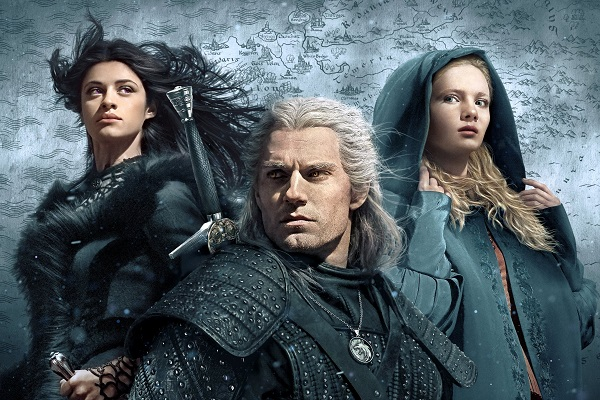 The Witcher Season 1 Episode 1 download