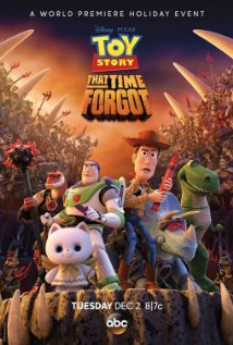 Toy Story That Time Forgot (Short Movie) 2014