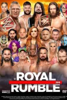 WWE Royal Rumble (2019) download