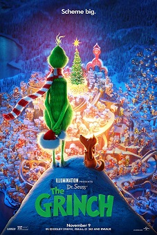 The Grinch (2018) download