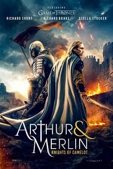 Arthur & Merlin Knights of Camelot 2020 download