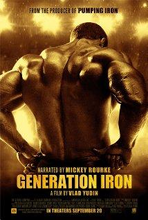 Generation Iron 2013
