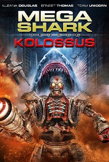 Mega Shark vs. Kolossus 2015