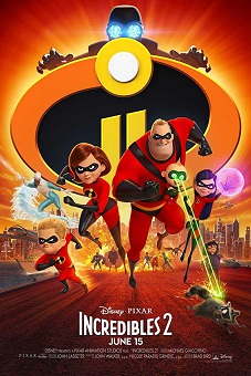 Incredibles 2 (2018)