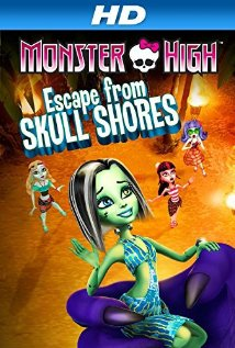 Monster High: Escape from Skull Shores 2012