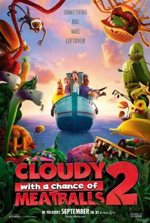 Cloudy with a Chance of Meatballs 2 (2013) download