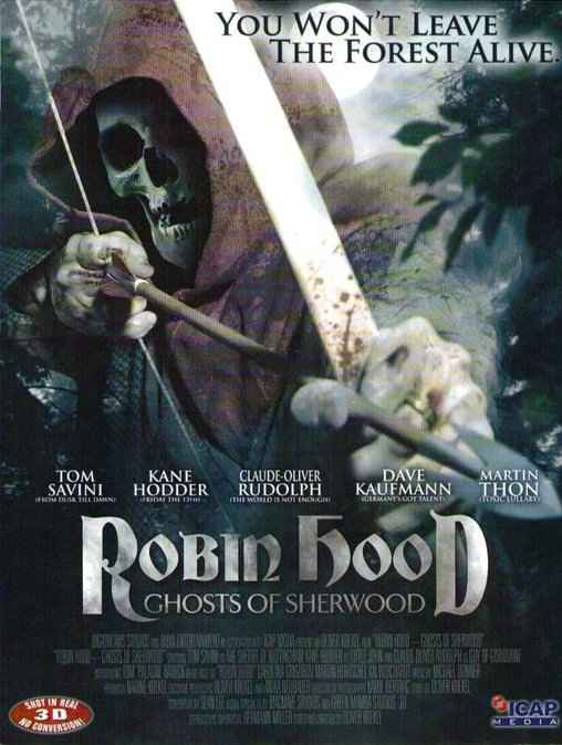 Robin Hood: Ghosts of Sherwood 3D (2012)