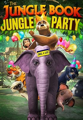 The Jungle Book Jungle Party 2014