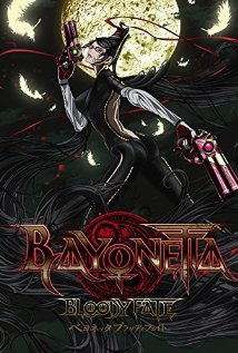 Bayonetta: Bloody Fate 2013